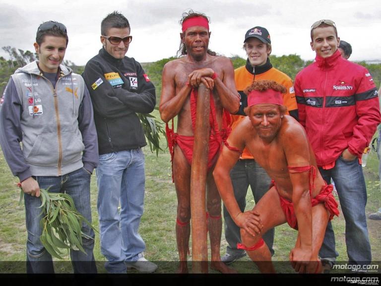 MotoGP MotoGP samples Australian culture