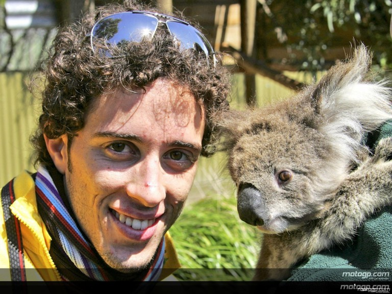 Riders get a glimpse of aussie wildlife