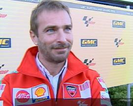 Suppo on Ducati 2007 success