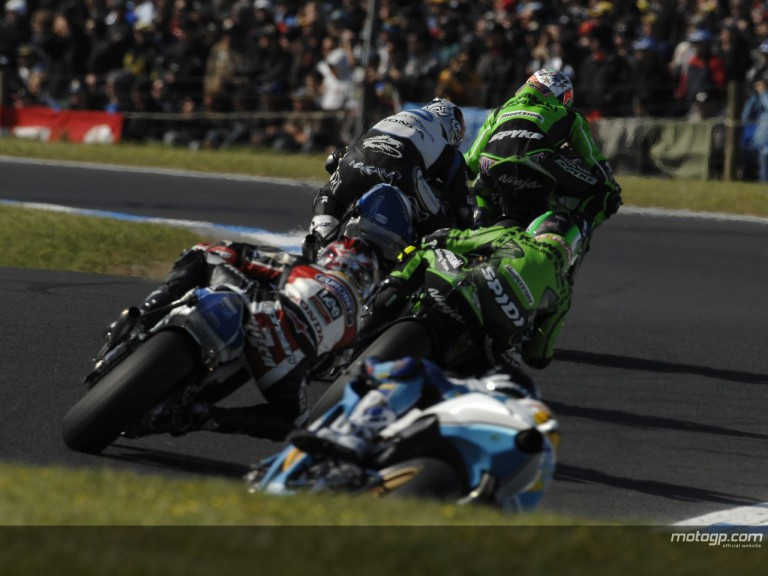 MOTOGP GROUP PHILLIP ISLAND