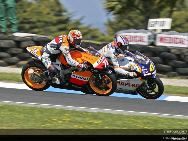250cc - Circuit Action Shots - Australian Grand Prix