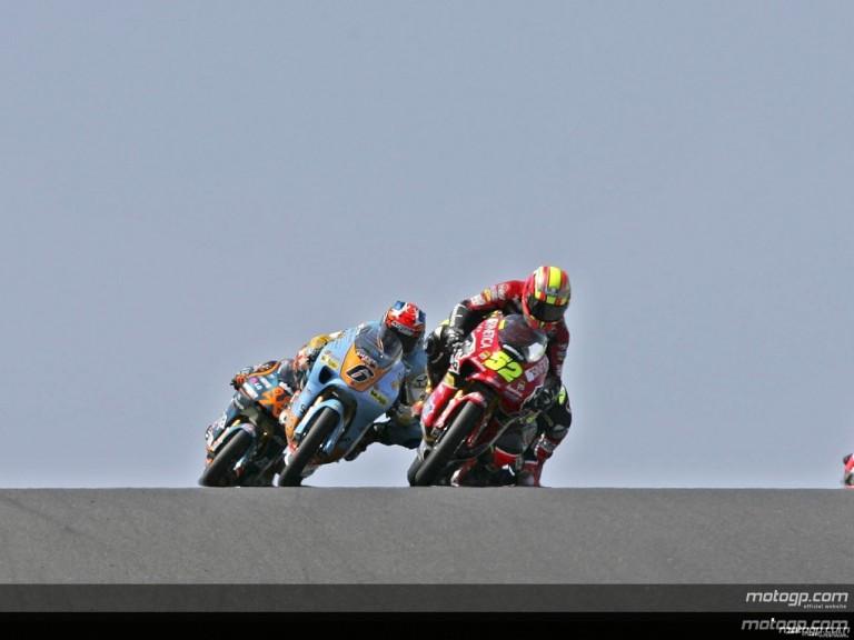 125cc - Circuit Action Shots - Australian Grand Prix