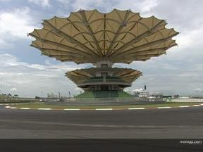 Sepang circuit improvements