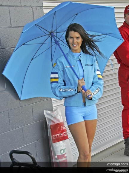 Paddock Girls - Phillips Island