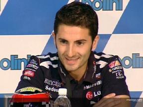 Hector Faubel - Press Conference