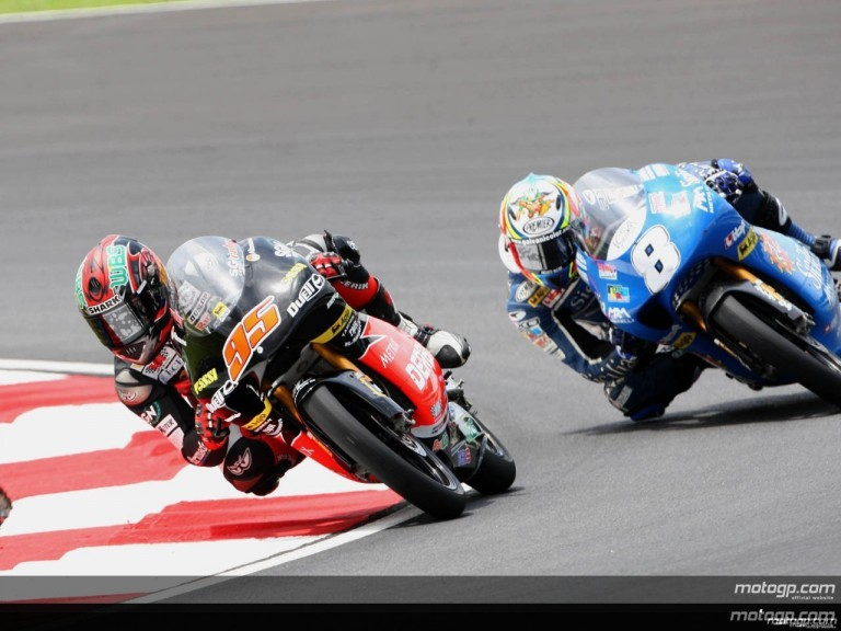 125cc - Circuit Action Shots - Sepang