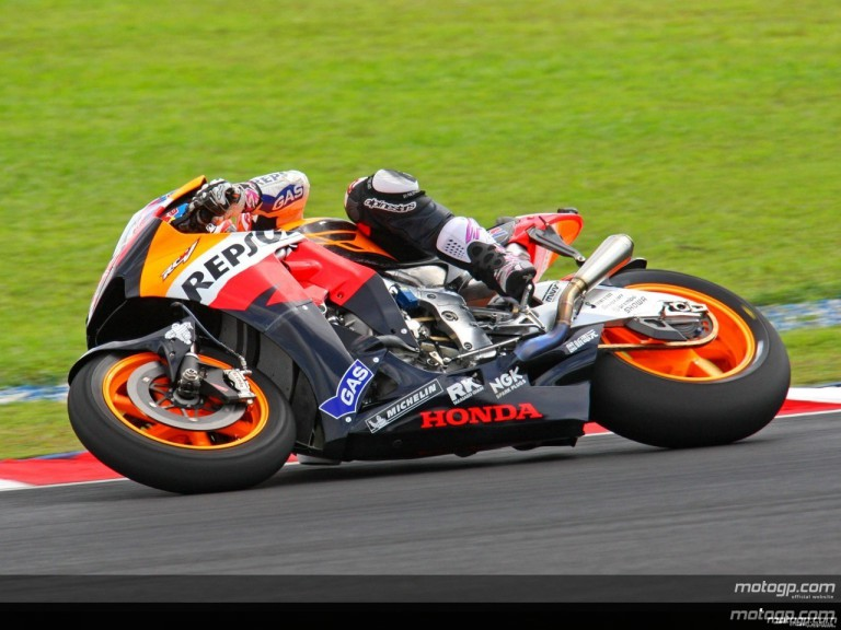 MotoGP - Circuit Action Shots - Malaysian Grand Prix