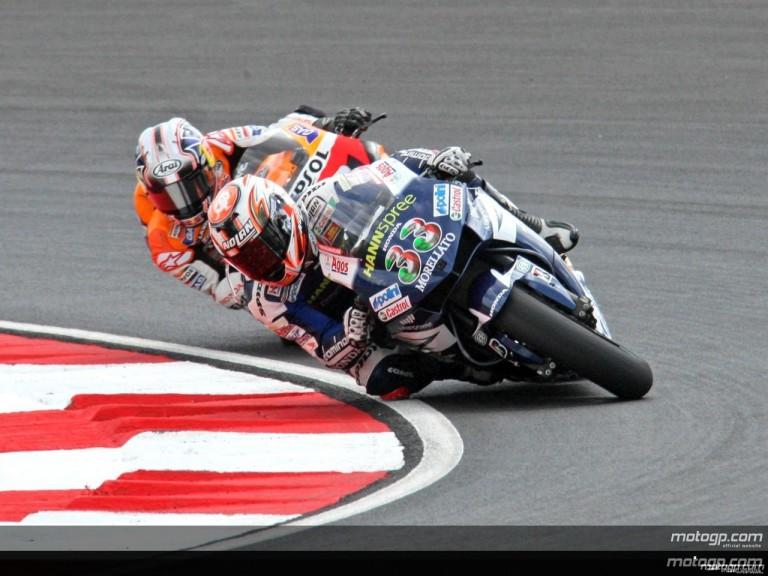 MotoGP - Circuit Action Shots - Malaysian Grand Prix