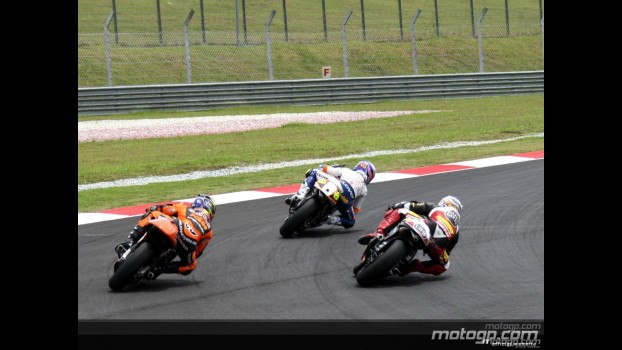 250cc - Circuit Action Shots - Malaysian Grand Prix