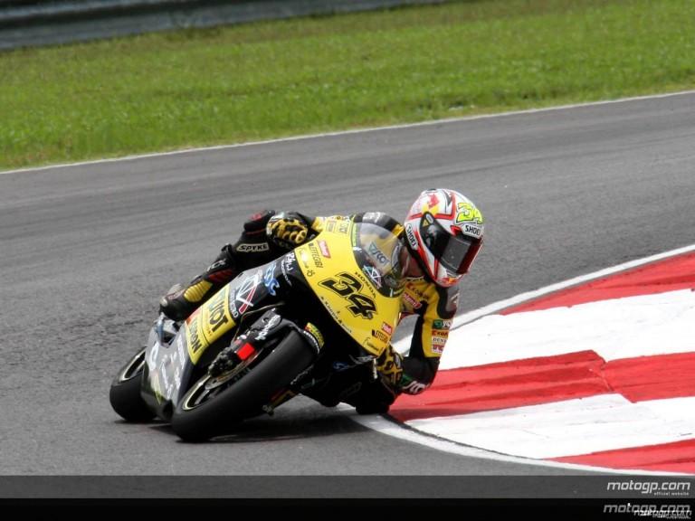 250cc - Circuit Action Shots - Malaysian Grand Prix