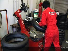 Bridgestone cumple 100GP en MotoGP
