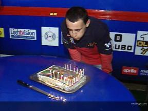 Barbera celebrates birthday