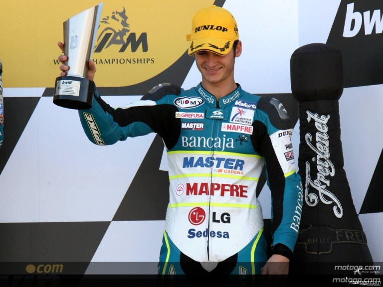 125cc - Circuit Action Shots - Gran Premio bwin.com De La Comunitat Valencian