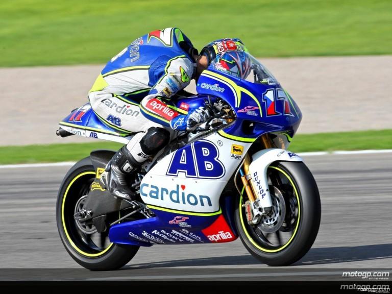 250 cc - Action Shots - Gran Premio de Valencia