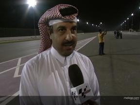 QMMF president on night test