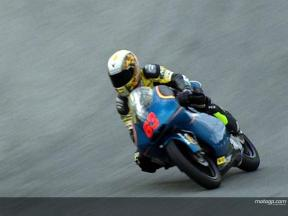 Mike DI MEGLIO at Jerez winter test