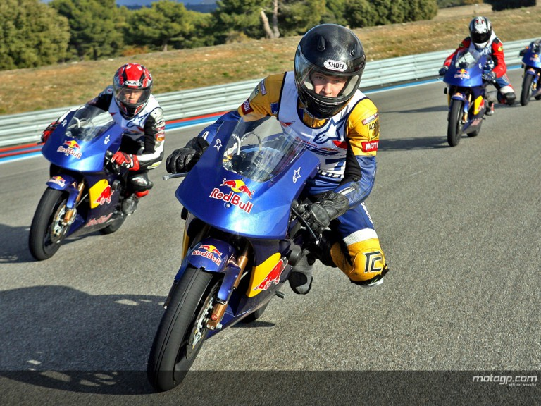 Red Bull MotoGP Rookies Cup Final Selection
