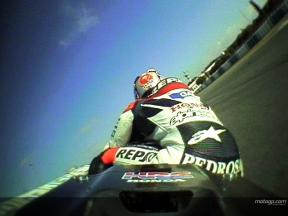 Pedrosa onboard at Jerez