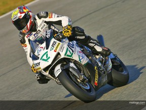 MotoGP riders complete their 2007 campaign at Jerez