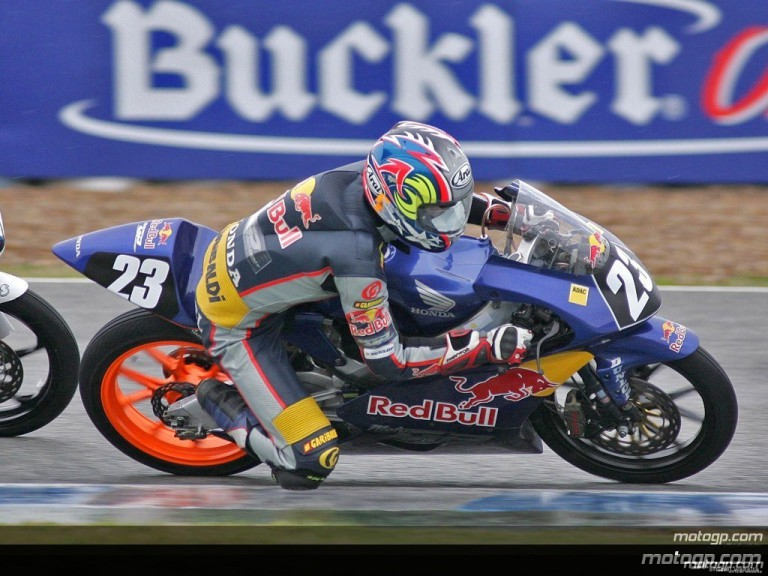 Red Bull Moto GP Academy - Jerez Circuit
