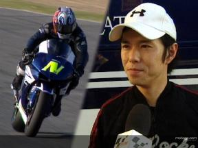 NAKANO on tests with new team