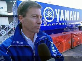 Lin Jarvis on Fiat Yamaha boxes split