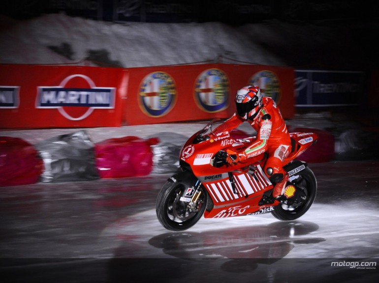WROOM 2008 GUARESCHI ICE
