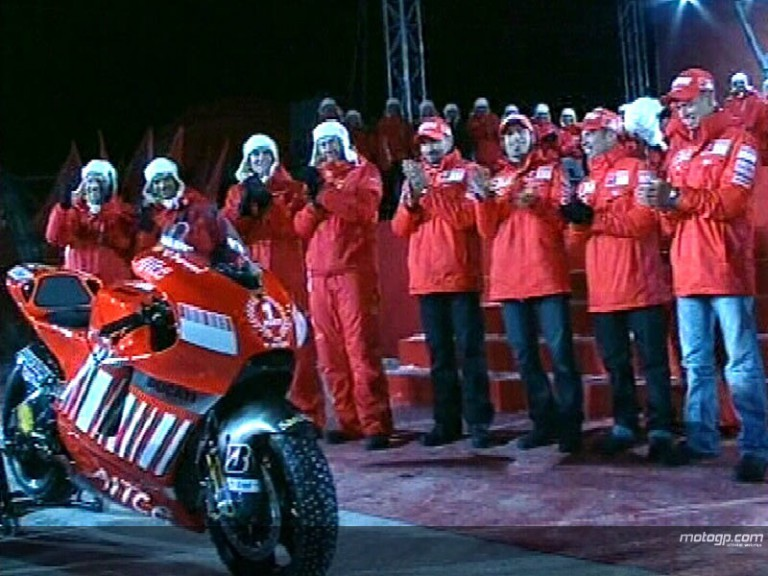 Ducati open Wrooom event in Italy