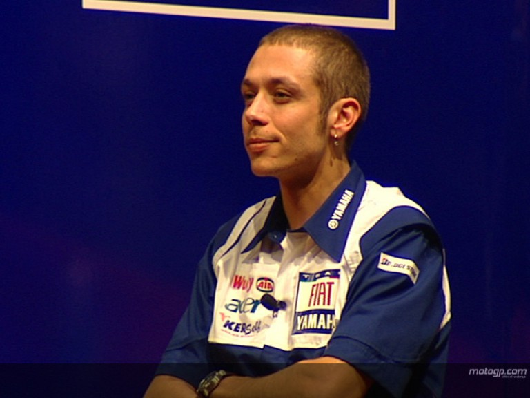 Rossi speaks at Torino Press Conference