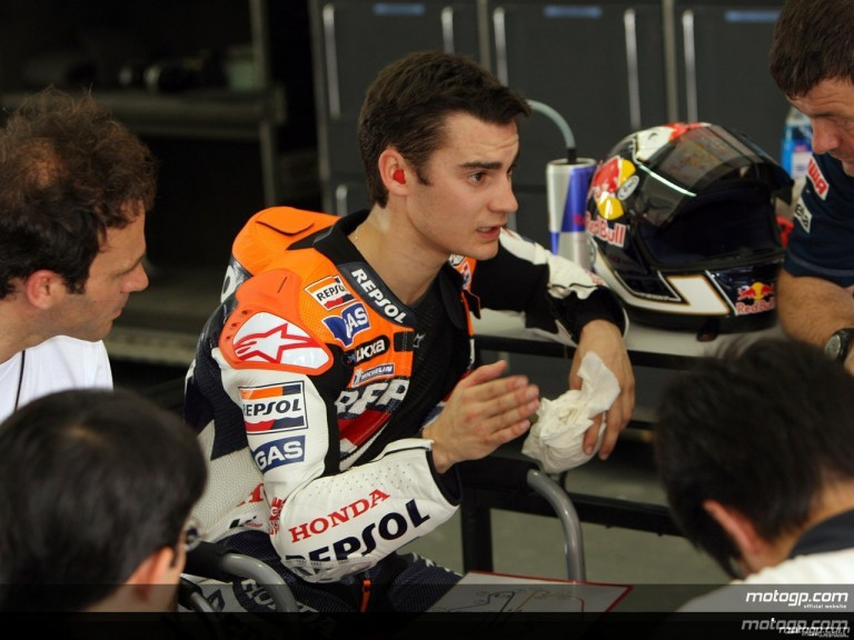 The Best of the Sepang test