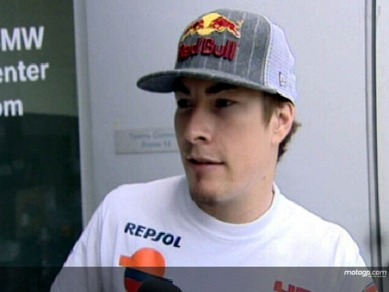 Hayden ´chipping away´ with RC212V