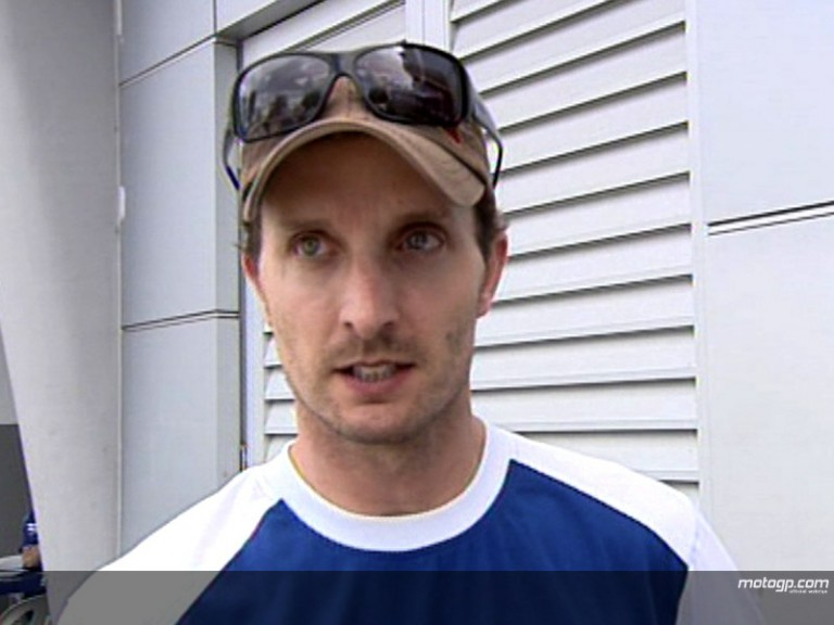 Edwards unaffected by first day crash