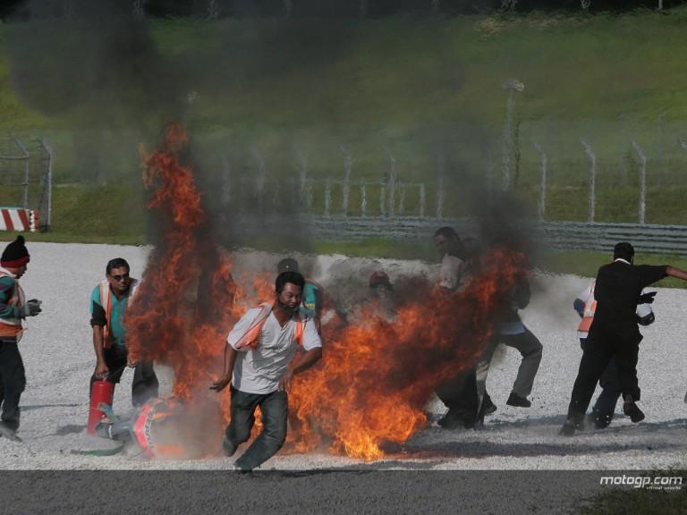 PEDROSA FIRE