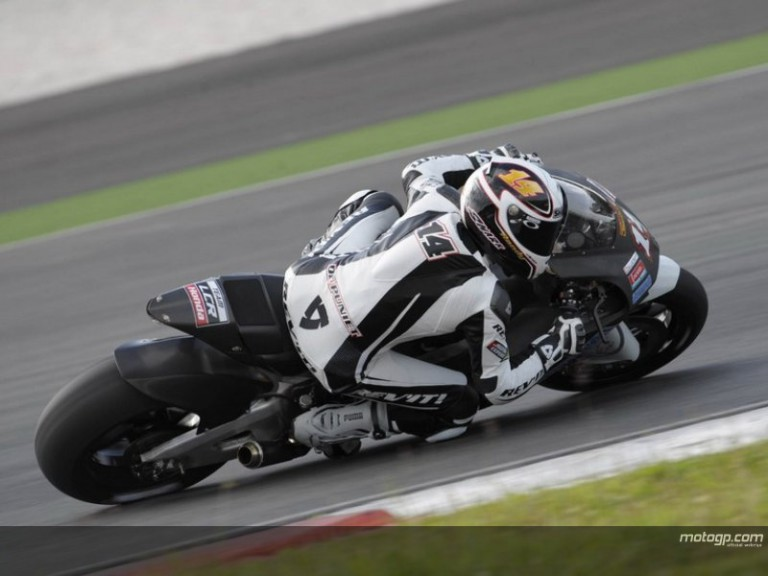 DE PUNIET SEPANG TEST