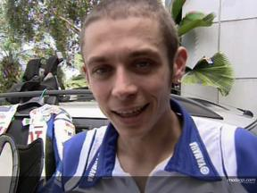 Rossi explains second day in Sepang