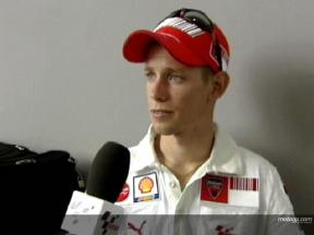Stoner looks ahead to Phillip Island