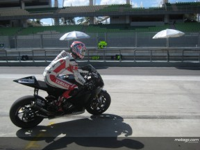 EDWARDS SEPANG TEST