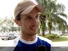 Edwards happy with test return