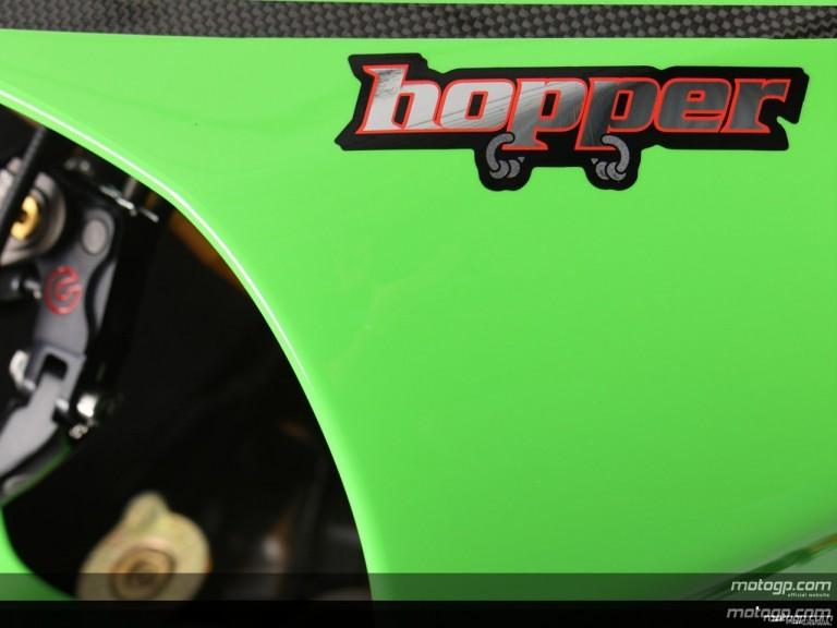 Kawasaki Racing unveils 2008 livery