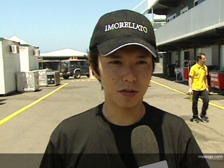 Nakano: everything is going well