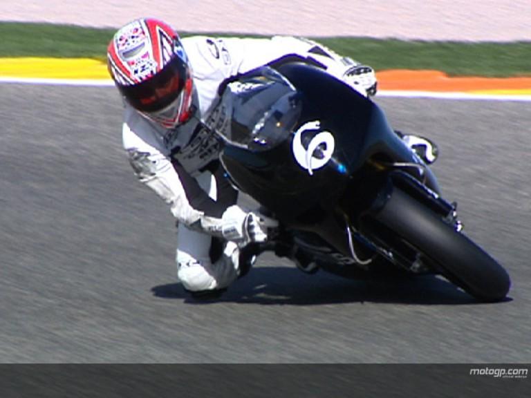 250cc Valencia Test