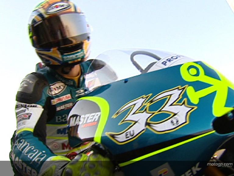 125cc Valencia Test