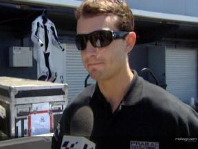 Guintoli pleased with steady progress