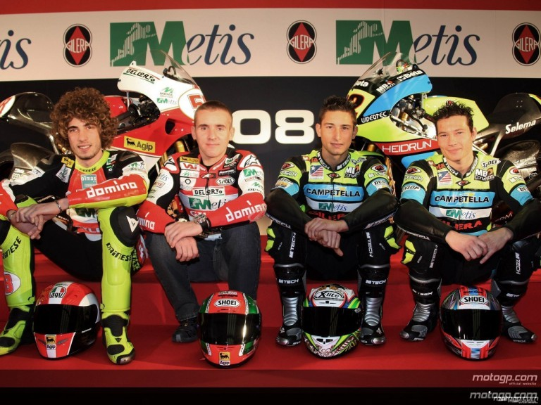 Gilera unveil official 2008 line-up