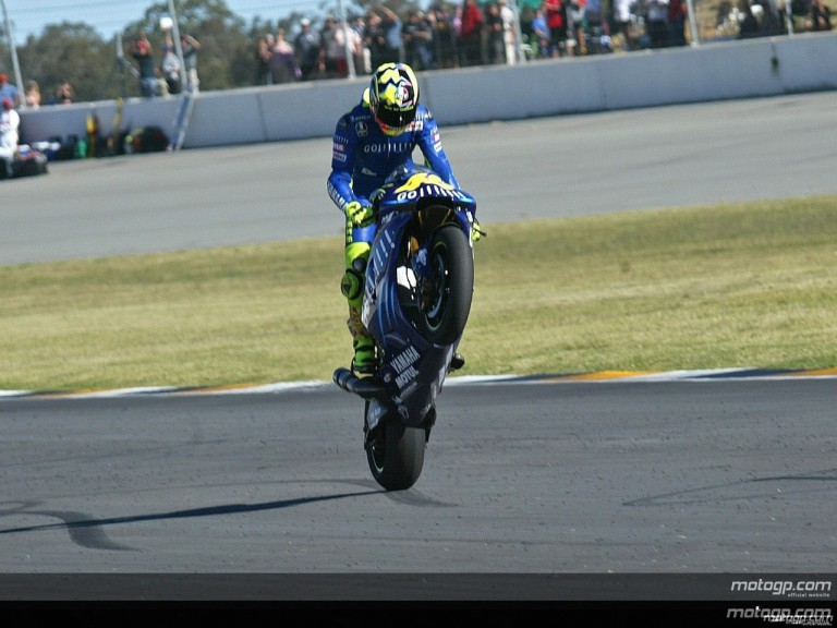 Rossi´s career highlights