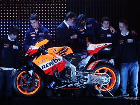 Repsol Honda and KTM project presentation