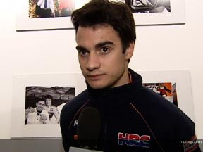 Pedrosa talks comebacks at Repsol event