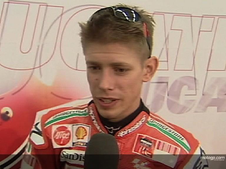 Stoner talks Jerez return