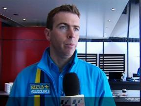 Denning talks at Suzuki presentation