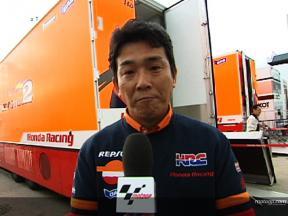 Yamano, nuevo patrón de Repsol Honda